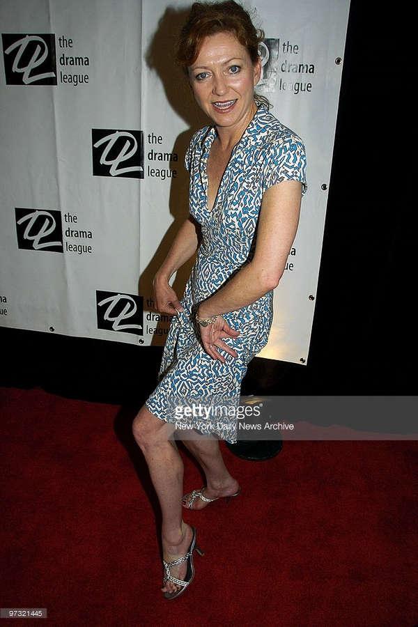 Julie White Feet