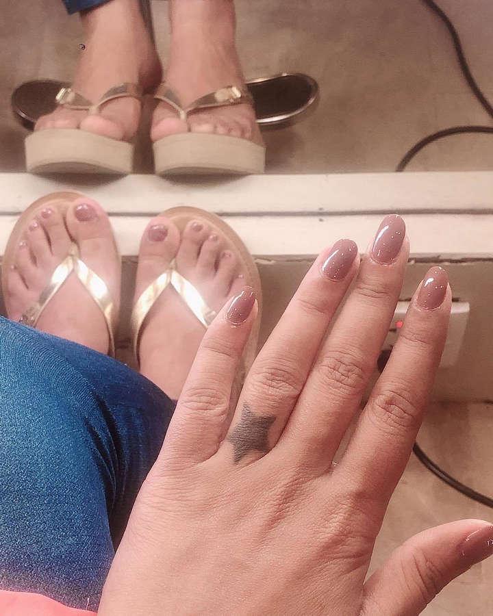 Rose Mohammed Feet