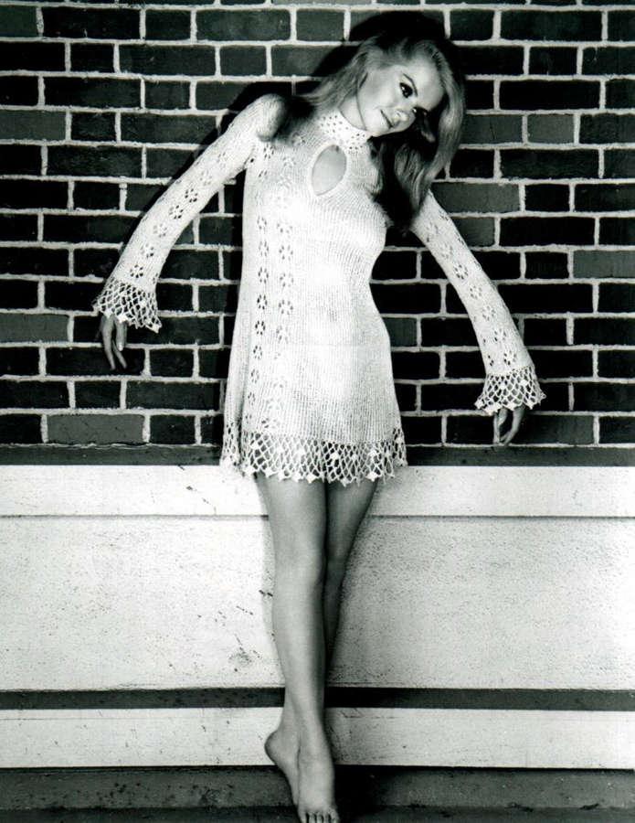 Sharon Farrell Feet
