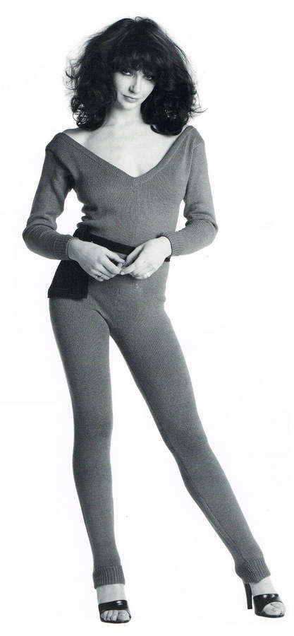 Kate Bush Feet