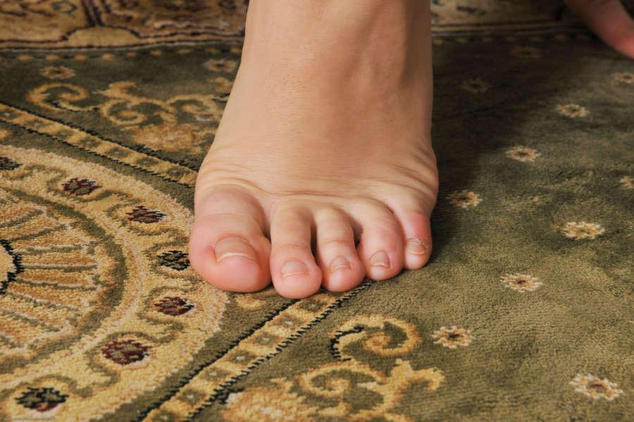 Mila Neils Feet