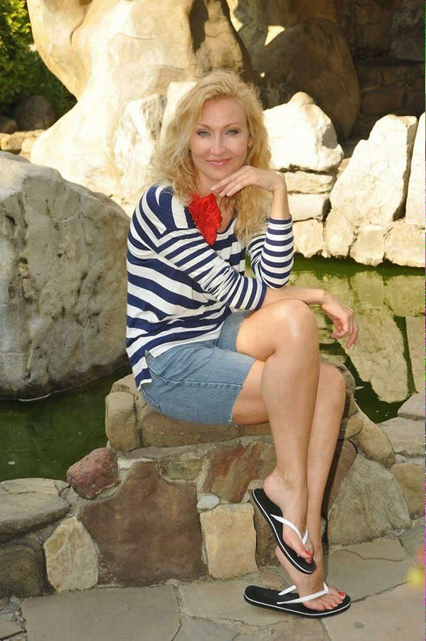Svetlana Galka Feet