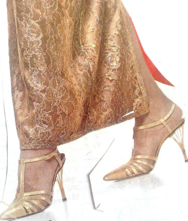 Adriana Xenides Feet