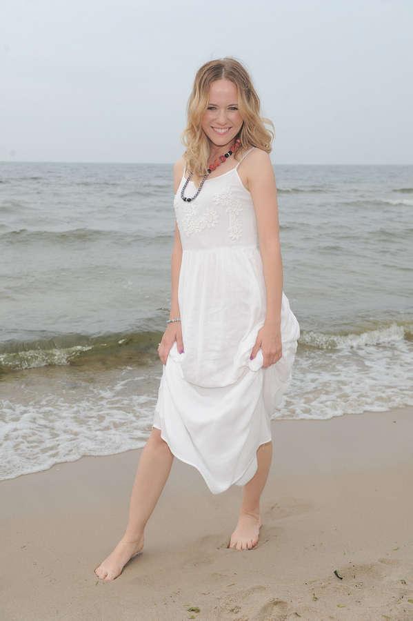 Magdalena Stam Feet