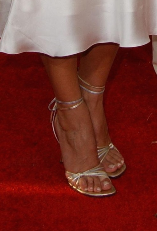 Christine Baumgartner Feet