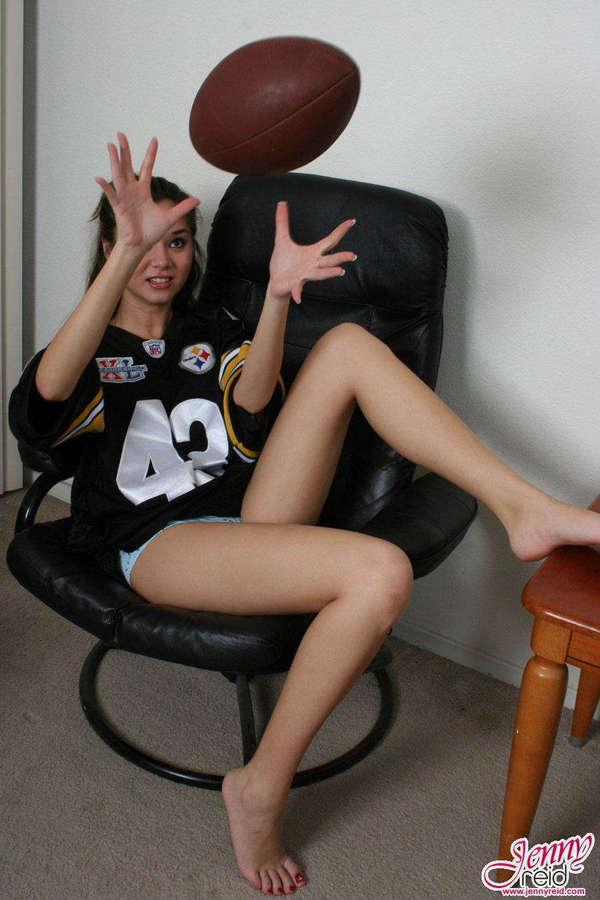 Jennie Reid Feet