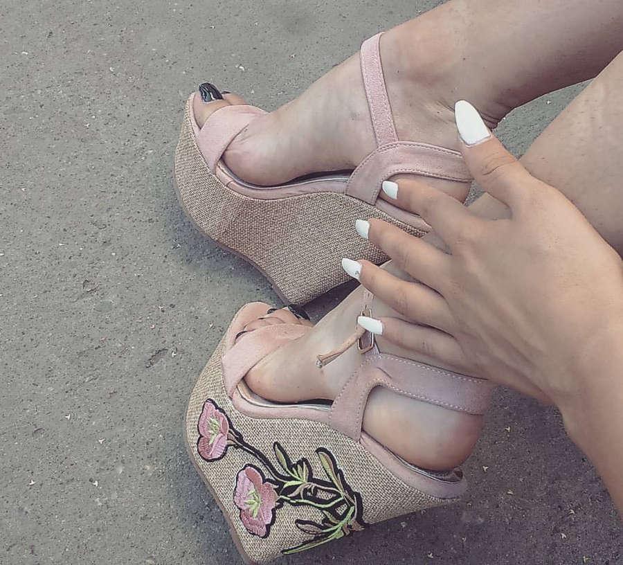 Dijandra Pavlovic Feet