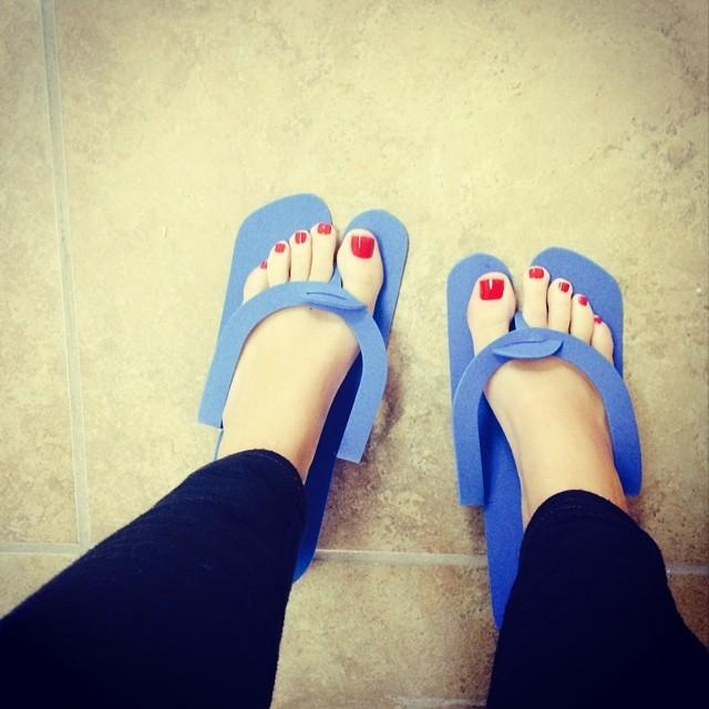 Jenny Lorenzo Feet