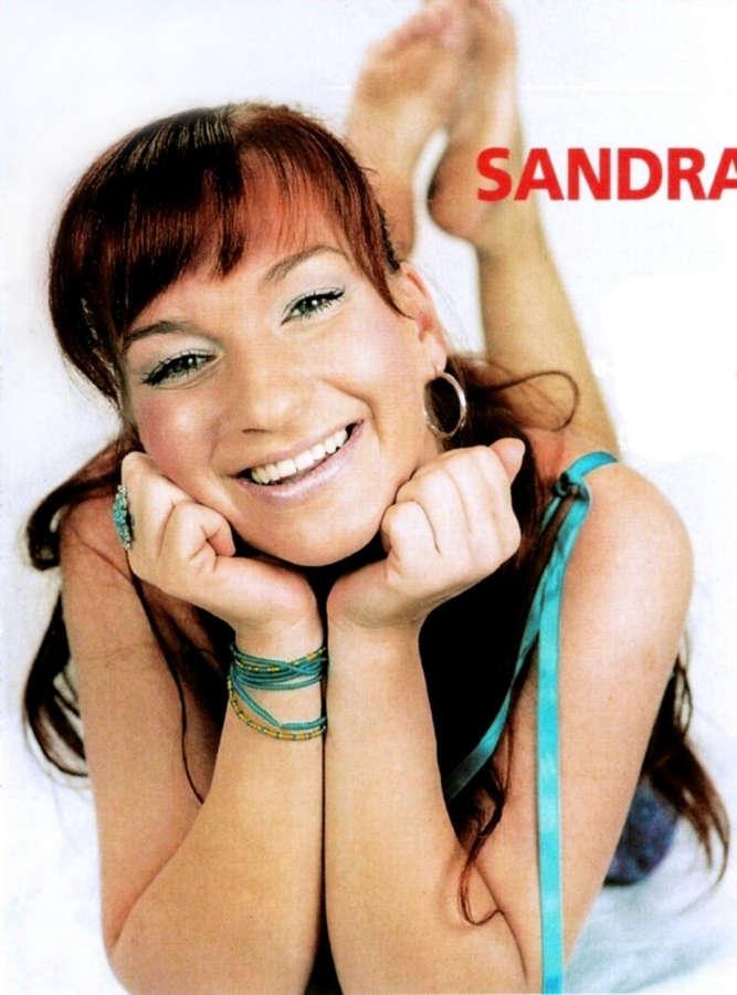 Sandra Pogodova Feet