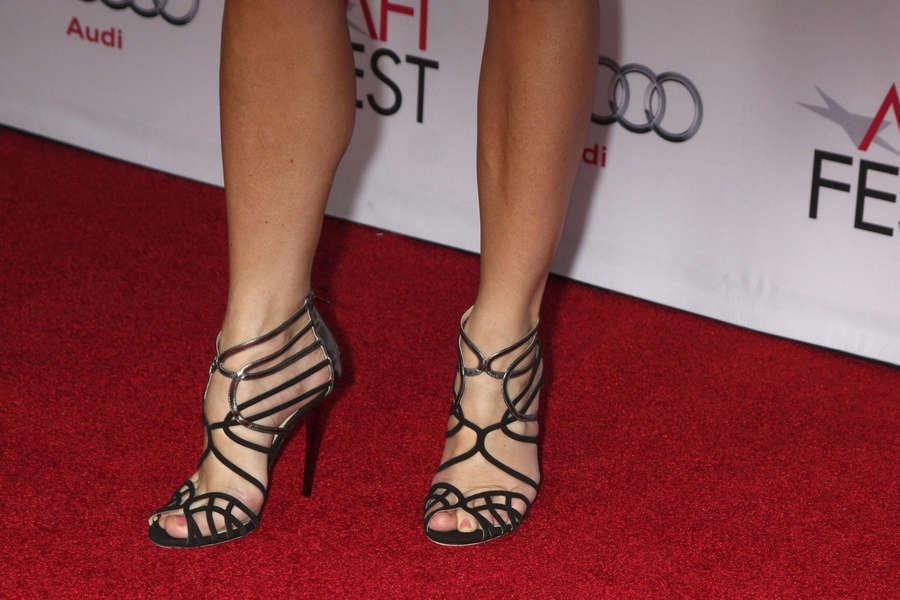 Sasha Alexander Feet