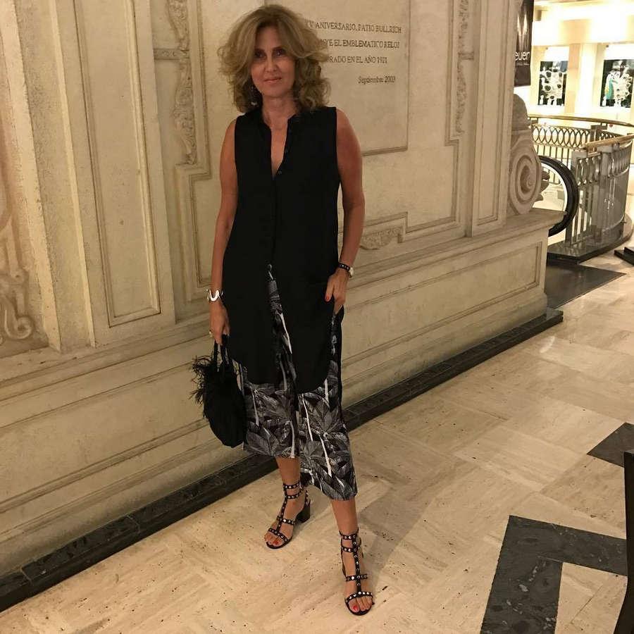Susana Milano Feet