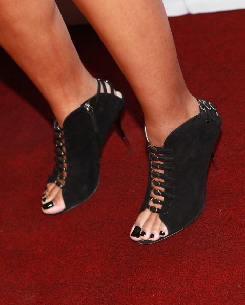 Tamar Braxton Feet