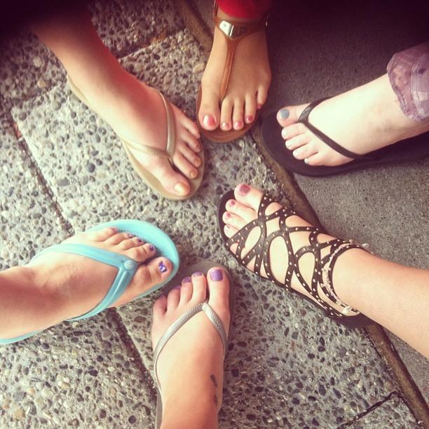 Leala Selina Feet