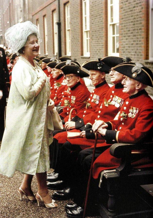Queen Elizabeth The Queen Mother Feet