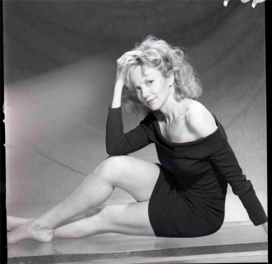 Linda Purl Feet