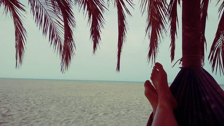 Aleksandra Alac Feet