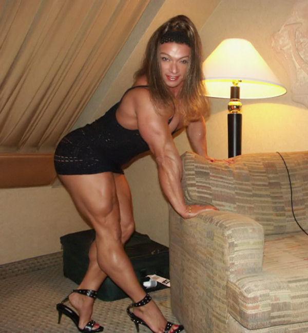 Colette Guimond Feet