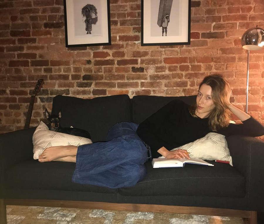 Alana Zimmer Feet