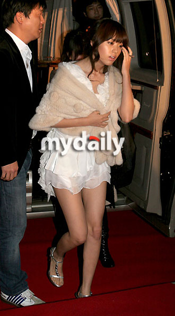 Hyo Ju Han Feet