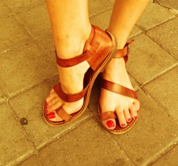 Laura Sanchez Feet