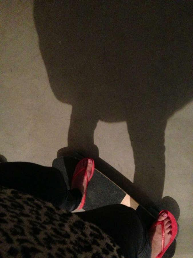 Lina Van De Mars Feet