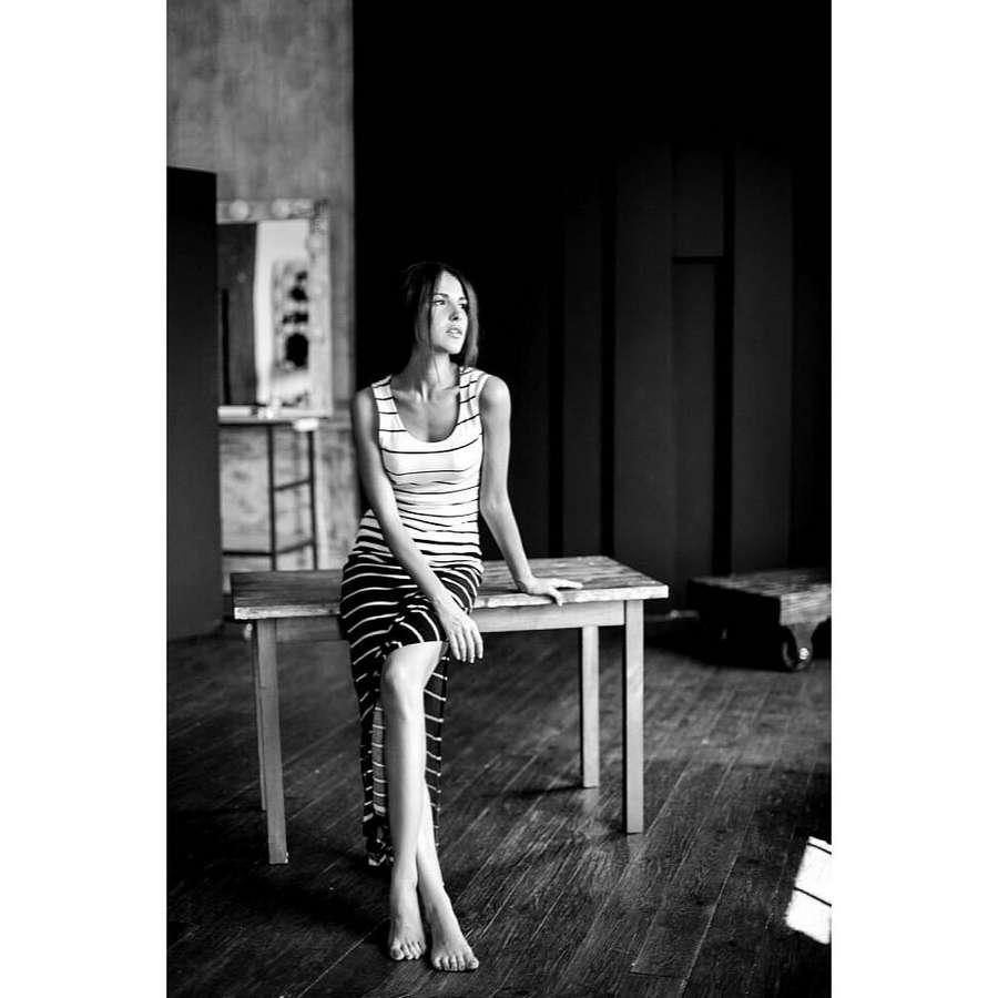Anastasia Chepeliuk Feet
