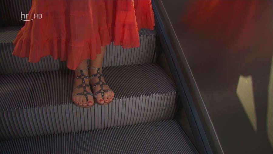 Andrea Griessmann Feet