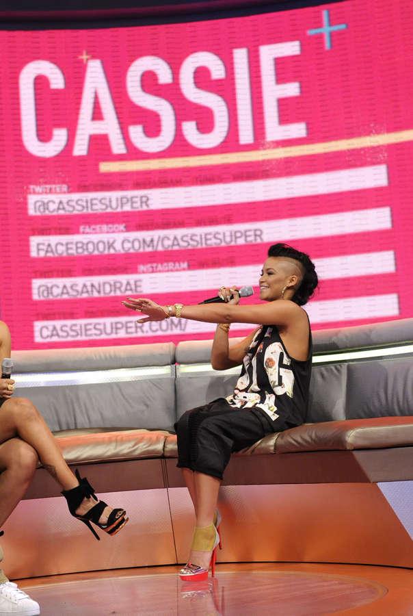 Cassie Ventura Feet