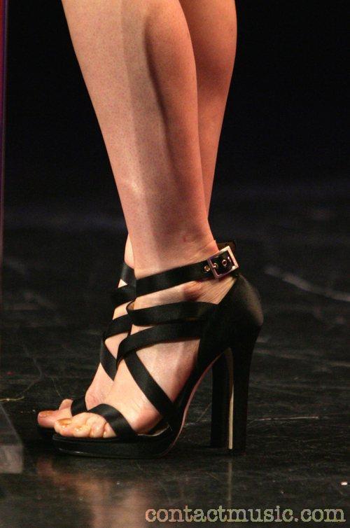 Chelsea Handler Feet