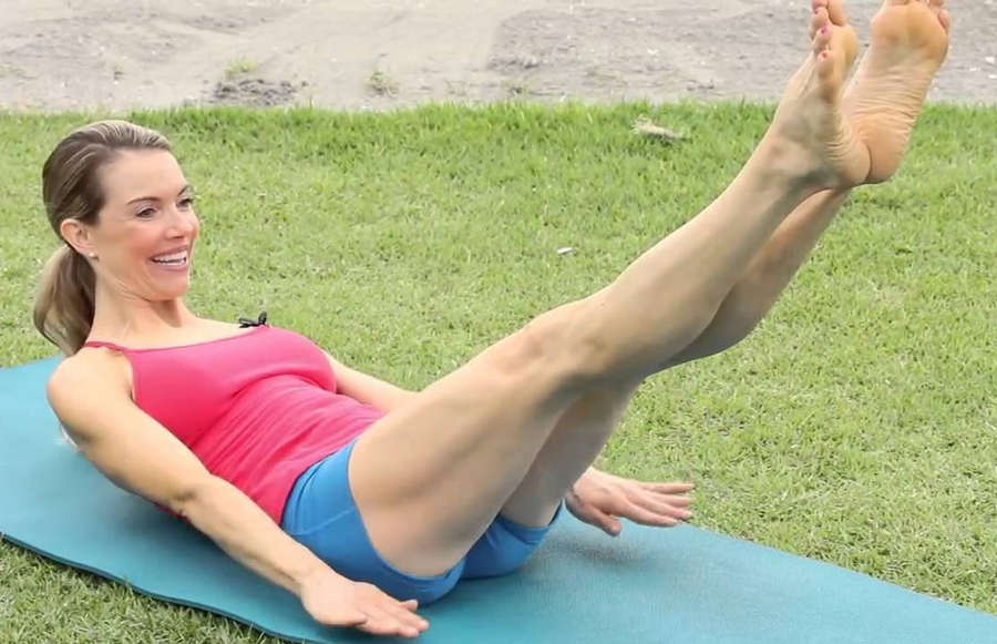 Kristin McGee Feet