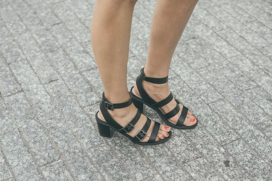 Lise Grendene Feet