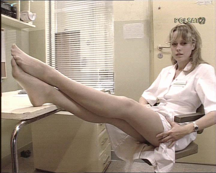 Aleksandra Wozniak Feet