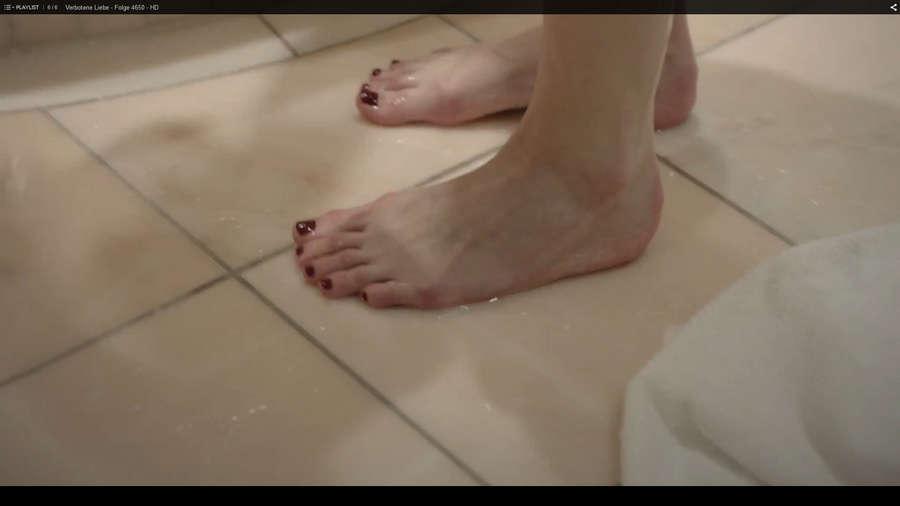 Henrike Fehrs Feet