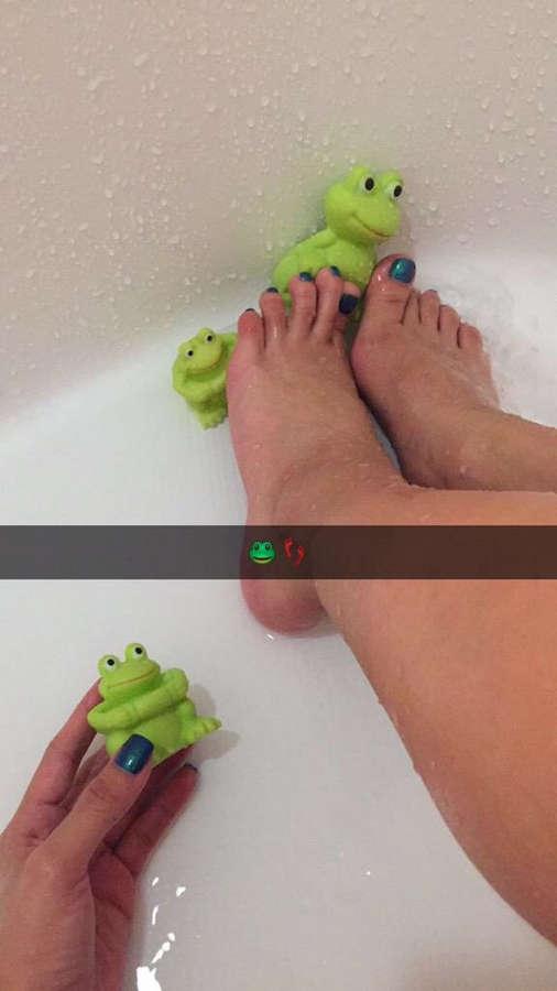 Veronica Rodriguez Feet