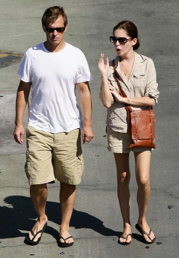 Lara Flynn Boyle Feet