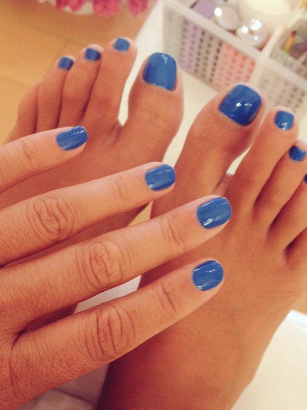 Micaela Vazquez Feet