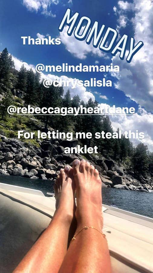 Soleil Moon Frye Feet