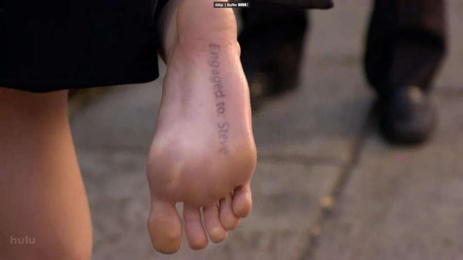 Collette Wolfe Feet