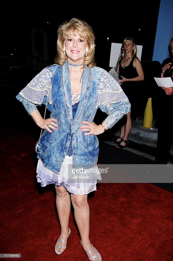 Meredith MacRae Feet