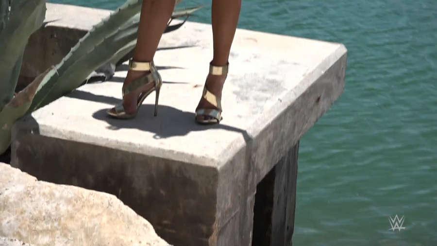 C J Perry Feet