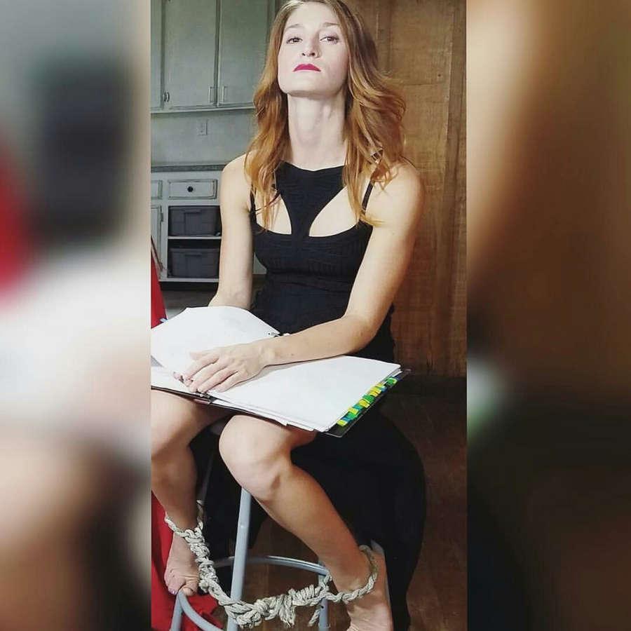 Jenna Willis Feet