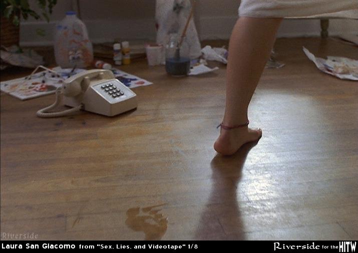 Laura San Giacomo Feet