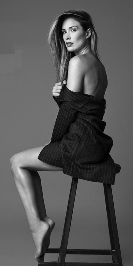 Vanessa Borghi Feet