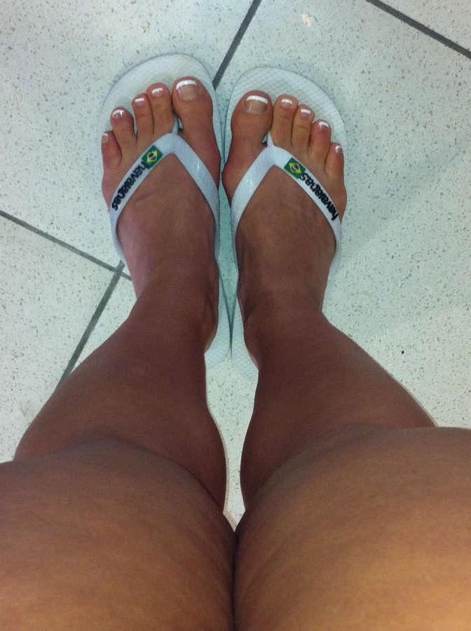 Kortney Olson Feet