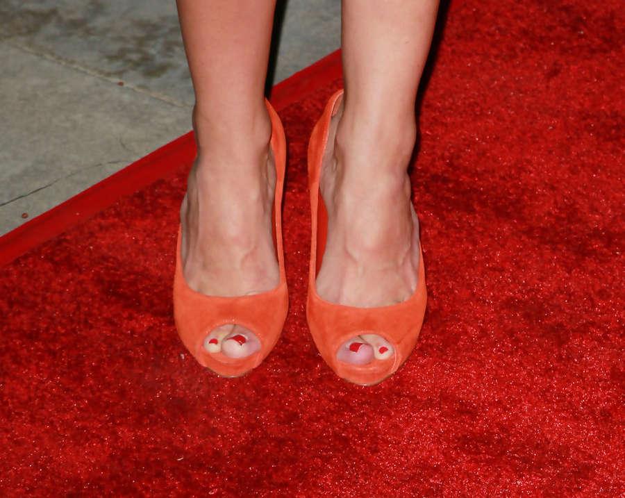 Alison Becker Feet