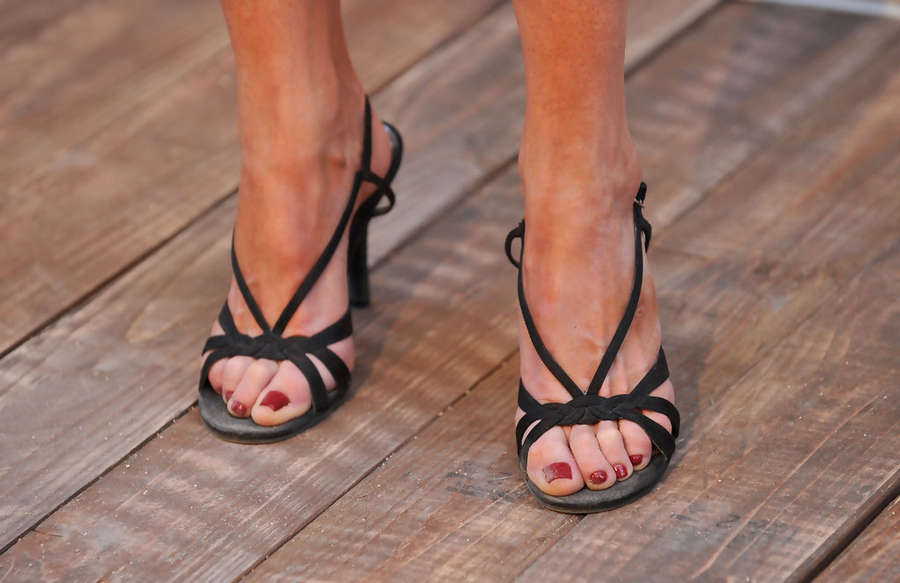 Alexandra Paul Feet