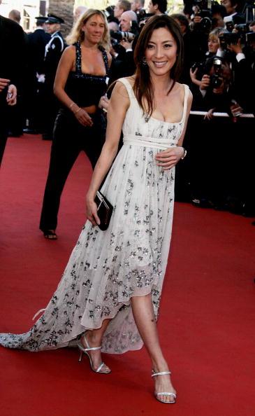 Michelle Yeoh Feet