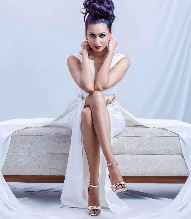 Nilukshi Amanda Silva Feet