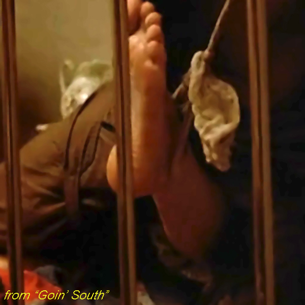 Mary Steenburgen Feet