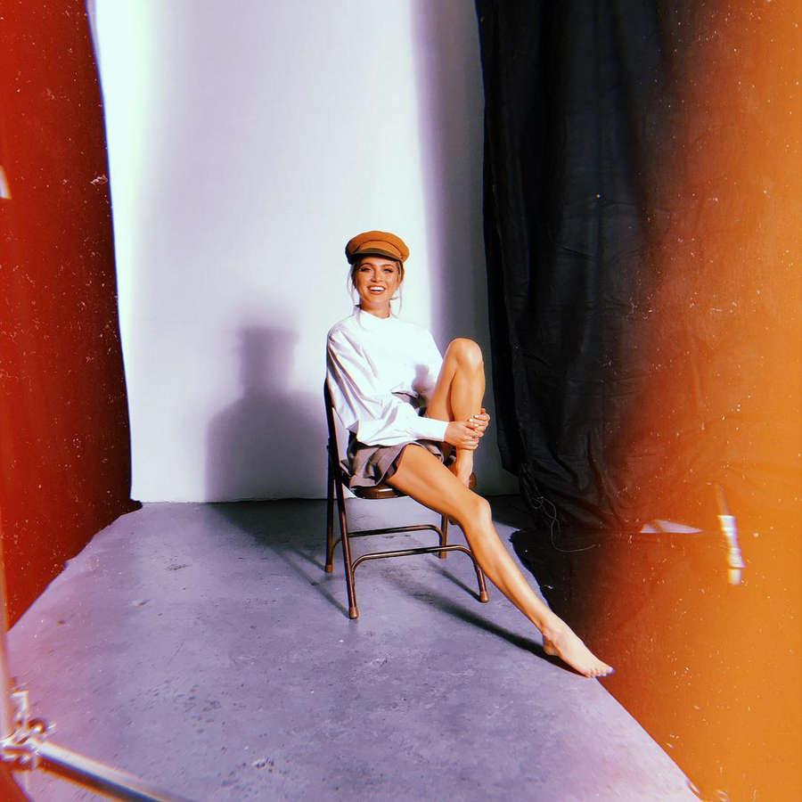 Anne Winters Feet